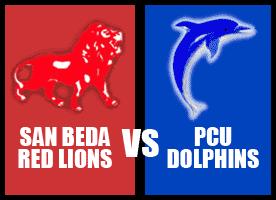 SBC vs PCU basketball.exchange.ph