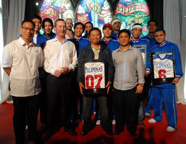 philippine basketball team