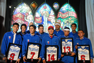 philippine basketball team