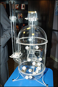 Lottomaschine