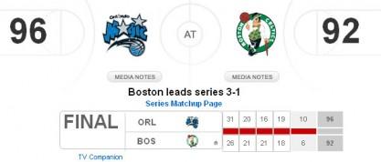 orlando vs. boston game 4